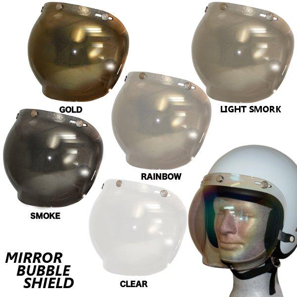 ダムトラックス ロッキン ミラー バブルシールド LOCKIN MIRROR BUBBLE SHIELD 豊富な5カラー UVカット DAMMTRAX