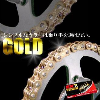 420大小强化鏈輪120鏈接SPJ黄金420SR-GPGP-120L EK鏈輪CHAINS
