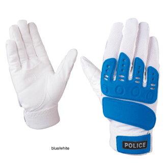 高级的KOMINE GK-441警察手套04-441 fs3gm