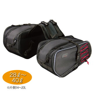 Komine KOMINE SA-057 sports saddlebag 09-057