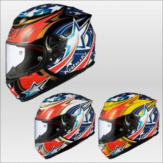 卡布托 RT 33 OGK 全盔活动星级活跃星兜