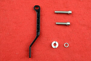 新品 XON XCC-01-1 チェーンキャッチャー AL6061-T6 軽量アルミ CNC切削 SUS(ステンレス)ボルト付 【メール便可】