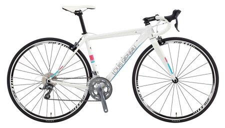 【4/110:00から開始!スマホエントリーでポイント10倍!】ルイガノ2017年モデルWCR【女性用】【ロードバイク】【LOUISGARNEAU】【自転車】【個別送料設定モデル】