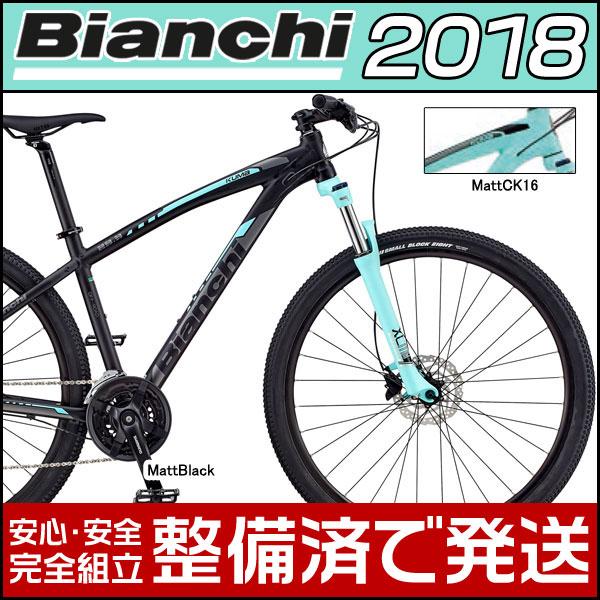 ビアンキ 2018年モデル KUMA 29(クマ29)【29インチ】【MTB/マウンテンバイク】【Bianchi】