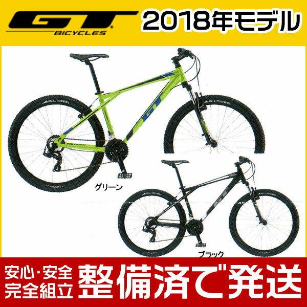 GT(ジーティー) 2018年モデル PALOMAR AL/パロマー AL【27.5インチ】【MTB/マウンテンバイク】