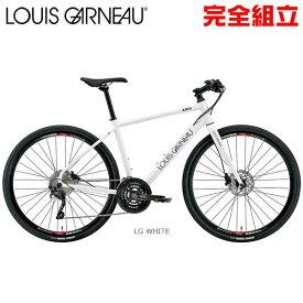 【店頭受取・地域限定】 ルイガノ アビエイター8.0 2019年モデル LOUIS GARNEAU AVIATOR8.0 クロスバイク