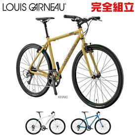 ルイガノ セッター アドバンス1 クロスバイク LOUIS GARNEAU SETTER ADVANCED1