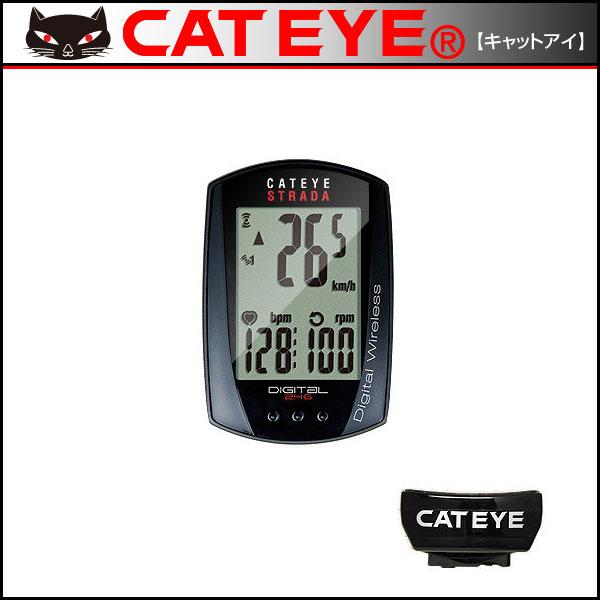 【スマホエントリーでポイント10倍!】CATEYE(キャットアイ) CC-RD430DW ストラーダデジタルワイヤレス
