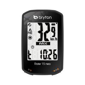 bryton ブライトン Rider15 NEO E ライダー15 ネオE GPSサイクルコンピューター