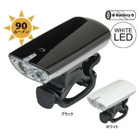 GP(ギザプロダクツ) CG-120P ホワイト LED/CG-120P White LED []【フロントライト】【ヘッドライト】【GIZA PRODUCTS】【bike-king】