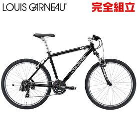 ルイガノ グラインド8.0 LG BLACK 26インチ マウンテンバイク LOUIS GARNEAU GRIND8.0