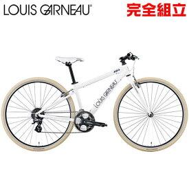 ルイガノ セッター8.0 LG WHITE クロスバイク LOUIS GARNEAU SETTER8.0