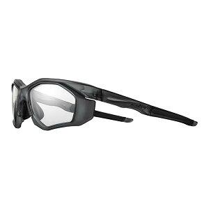 OGK KABUTO オージーケーカブト 301DPH サングラス (防曇クリア調光) フローズングレー