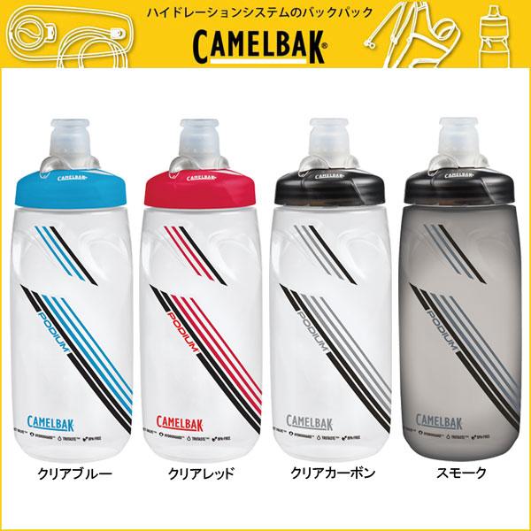 【スマホエントリーでポイント10倍!】CAMELBAK(キャメルバック) ポディウムボトル PODIUM BOTTLE 0.60L