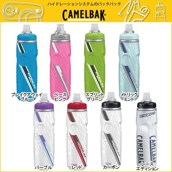 【スマホエントリーでポイント10倍!】CAMELBAK(キャメルバック) ポディウムビッグチルボトル PODIUM CHILL BOTTLE 0.75L