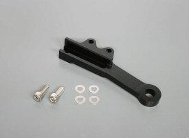 リアキャリパーサポート ブラック(brembo 40mm 左側用&STDローター径対応) ACTIVE(アクティブ) スポーツスターXL1200(00〜03年)