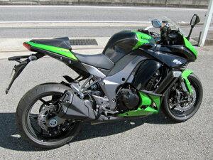 Ninja1000(ニンジャ)11〜16年 タンクパッド タイプR FRP/白(FW) A-TECH(エーテック)