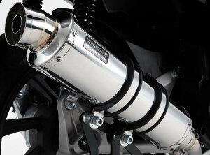 R-EVOマフラーステンレスサイレンサー政府認証BMS-R(ビームス)PCX125(2BJ-JF81)