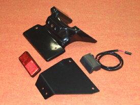 フェンダーレスキット 黒FRP CLEVER WOLF RACING(クレバーウルフレーシング) GSX-R1000(07〜08年)