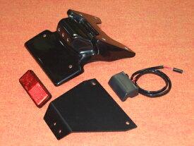 フェンダーレスキット 黒FRP CLEVER WOLF RACING(クレバーウルフレーシング) GSX-R750(08〜10年)