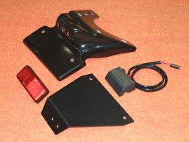 フェンダーレスキット 黒FRP CLEVER WOLF RACING(クレバーウルフレーシング) GSX-R1000(09年〜)