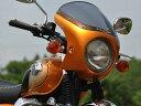ロードコメット クラシック キャンディゴールドスパーク(217) スモーク/通常スクリーン CHIC DESIGN(シックデザイン) W800