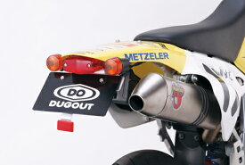 モタードテールキット ブラック DUGOUT(ダグアウト) DR-Z400S(00〜09年)