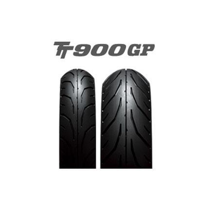 ダンロップタイヤ(DUNLOP)GP series TT900GP(リア) 90/90-17 MC 49P チューブレス