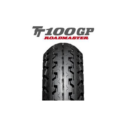 ダンロップタイヤ(DUNLOP)GP series TT100GP(前後輪共通)100/90-19 MC 57H チューブレス