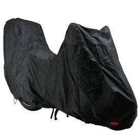 ブラックカバー ウォーターレジスタント ライト トップケース装着車用 Mサイズ DAYTONA(デイトナ)