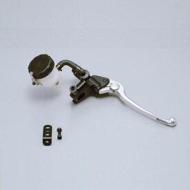 NISSINブレーキマスターシリンダーキット(横型/タンク別体式 11mm) ブラック レバーカラーバフクリア DAYTONA(デイトナ)