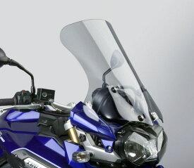 NATIONAL CYCLE VStreamウインドシールド ライトスモーク H518×W472mm DAYTONA(デイトナ) TRIUMPH Tiger Explorer/XC(12〜14年)
