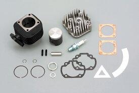 スーパーDRAGビッグボアキット(スチールシリンダー)48×39.3(71cc) DAYTONA(デイトナ) ライブディオ/SR/ZX(DIO)