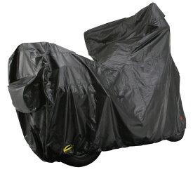ブラックバイクカバー アドベンチャー専用 ボックス未装着タイプ DAYTONA(デイトナ) TRIUMPH Tiger EXPLORER XC
