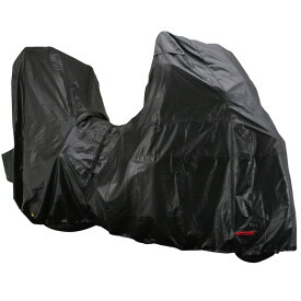 ブラックバイクカバー アドベンチャー専用 トップボックスタイプ DAYTONA(デイトナ) TRIUMPH Tiger EXPLORER XC