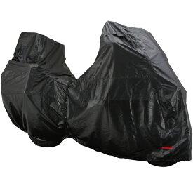 ブラックバイクカバー アドベンチャー専用 トリプルボックスタイプ DAYTONA(デイトナ) TRIUMPH Tiger EXPLORER XC