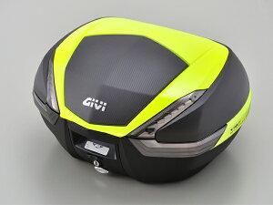 V47NNTFL(TECH蛍光イエロー塗装/カーボン調パネル)GIVI(ジビ)