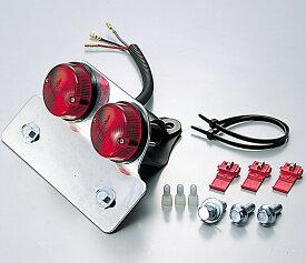 グラストラッカービッグボーイ(〜12年) フェンダーレスキット ミニ2灯タイプ HURRICANE(ハリケーン)