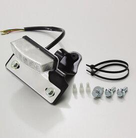 グラストラッカービッグボーイ(〜12年) フェンダーレスキット LEDレクタングルタイプ レッドレンズ HURRICANE(ハリケーン)