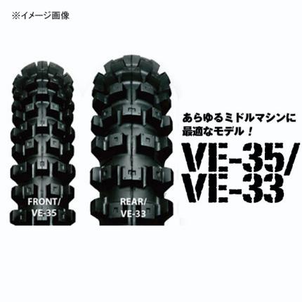 110/100-18 64M VE33 リア用 タイヤWT IRC(アイアールシー)