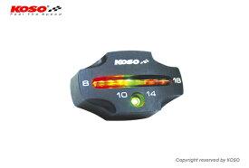 KOSO LED電圧チェッカー CNCブラック KN企画