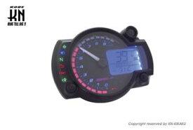 KOSO RX2N+ LCDマルチメーター バックライト8色 (0〜10000rpm) KN企画