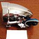 汎用ベーツタイプヘッドライト アメリカンロケットタイプ ロング KN企画