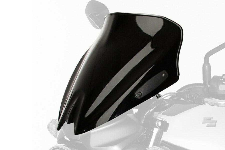 SV650(16年) スクリーンスポイラー ブラック MRA