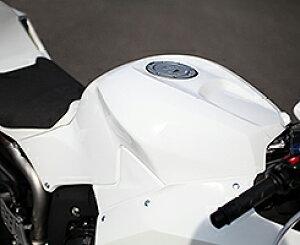 CBR600RR(13年〜) タンクカバー FRP製・白 MAGICAL RACING(マジカルレーシング)