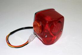 ダックス(DAX)12V DC12V電源テールランプレッド/オレンジ MINIMOTO(ミニモト)