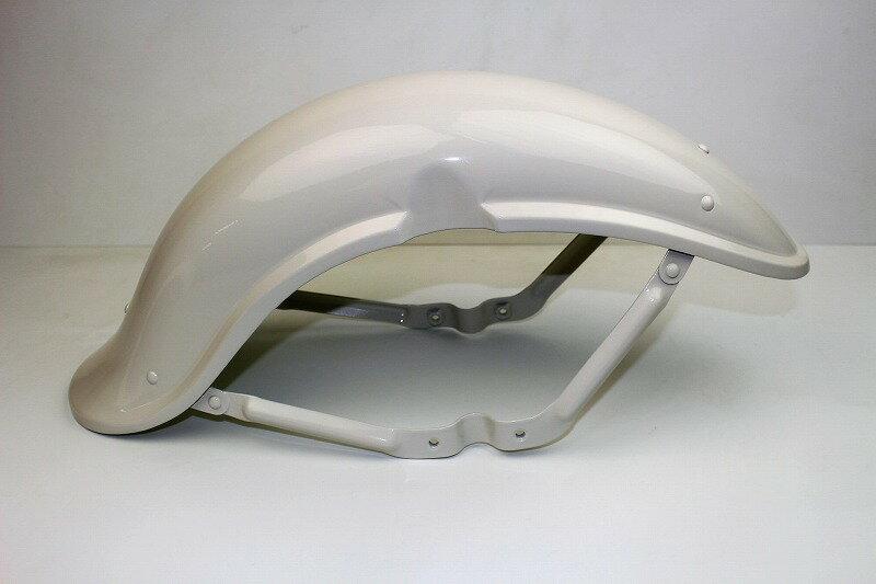 初期型ダックス(DAX) 兜フェンダーフロント・クラシカルホワイト MINIMOTO(ミニモト)