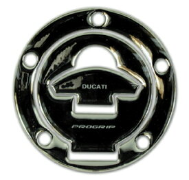 PG5030 ガスキャップカバー DUCATI用 カーボン PROGRIP(プログリップ)