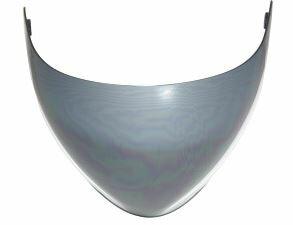 UCヘルメット専用 シールド スモーク フリーサイズ RIDEZ(ライズ)
