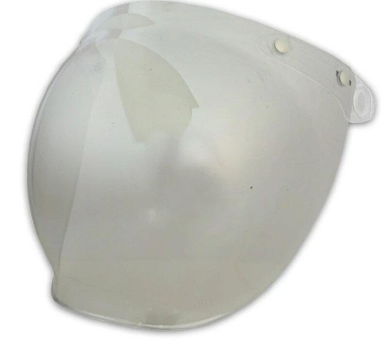 ヘルメット JB用 BB2シールド シルバーミラー フリーサイズ RIDEZ(ライズ)